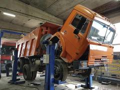 Ремонт грузовиков в Владикавказе на выезде. ремонт грузовых автомобилей и тягачей