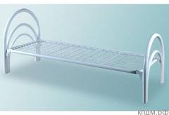 Купить бюджетные кровати металлические для учебных заведений