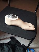 Немецкие стопы ОТТО ВОСК, для протезов нижних конечностей.