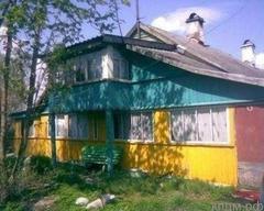 Срочно продам часть дома с пропиской в Лен области 60 км от Питера д.Лисино.+15 сот земли ИЖС