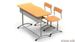 Парты, стулья для школы