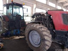 Ремонт тракторов Краснодар с выездом. капитальный ремонт тракторов в Краснодаре с гарантией